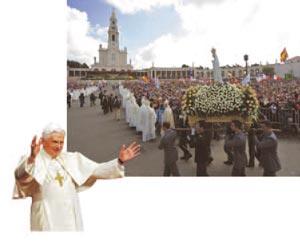 BENEDETTO XVI: LA PROFEZIA DI FATIMA