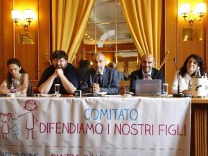 """ROMA SUD: IL """"POPOLO DELLA FAMIGLIA"""" SI PRESENTA"""
