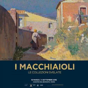 L'ARTE DEI MACCHIAIOLI IN MOSTRA A ROMA (di Omar Ebrahime e David Taglieri)