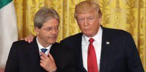 TRUMP: GENTILONI PAGHERA' L'AUMENTO DEI CONTRIBUTI NATO