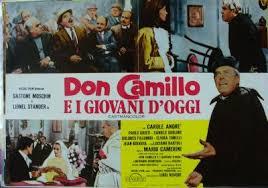 DON CAMILLO E I GIOVANI D'OGGI (recensione a cura di David Taglieri)