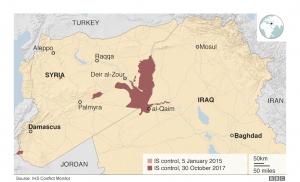 IRAQ E SIRIA: L'AGONIA DEL CALIFFATO