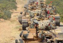 TURCHIA: ERDOGAN ORDINA DI ATTACCARE I CURDI SIRIANI