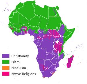 7 FEBBRAIO: SANTI MARTIRI MERCEDARI D'AFRICA